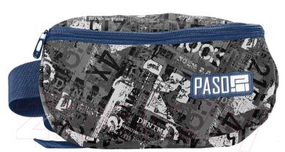 Сумка на пояс Paso PPME19-510