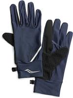Перчатки для бега Saucony 2020-21 Fortify Liner Gloves / SAU900003 (XL, Mood Indigo) -