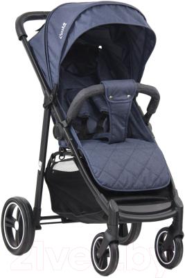 Детская прогулочная коляска Costa Jenny (синий)