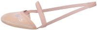 Получешки для художественной гимнастики Chante Principal / CH33-MC1-48-38 (Nude, р-р 39-40) -