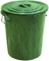 Контейнер для мусора ZETA ПЛИ-09282 (90л) -