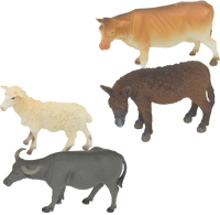 Набор фигурок Huada Животные / 1708028-2N504002 -
