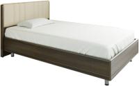 Полуторная кровать Лером Карина КР-2012-АТ 140x200 (акация молдау) -