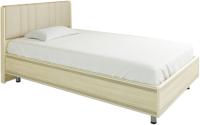 Полуторная кровать Лером Карина КР-2012-АС 140x200 (ясень асахи) -