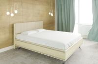 Полуторная кровать Лером Карина КР-2011-АС 120x200 (ясень асахи) -