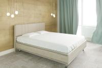 Полуторная кровать Лером Карина КР-2011-ГС 120x200 (гикори джексон светлый) -