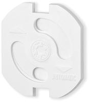 Заглушка для розетки Hauck Plug Me /618578 (20шт) -