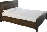 Полуторная кровать Лером Карина КР-2021-АТ 120x200 (акация молдау) -