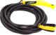 Тренажер для плавания Mad Wave Long Safety Cord (2.2-6.3кг, желтый) -