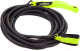 Тренажер для плавания Mad Wave Long Safety Cord (3.6-10.8кг, зеленый) -