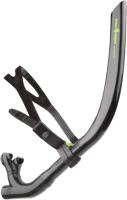 Трубка для плавания Mad Wave Pro Snorkel (черный) -