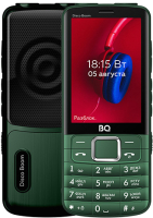 Мобильный телефон BQ Disco Boom BQ-3587 (зеленый) -