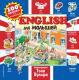 Учебное пособие Эксмо English для малышей -