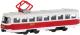 Трамвай игрушечный Технопарк SB-16-66-OR-WB -