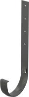Кронштейн желоба Docke Premium Металлический 300мм (графит) -