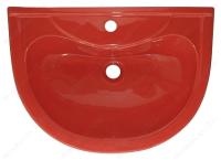 Умывальник Оскольская керамика Престиж 55 (красный) -