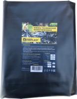 Пленка строительная Everplast 4×5м (черный) -
