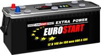 Автомобильный аккумулятор Eurostart Extra Power L+ (140 А/ч) -