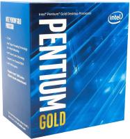 Процессор Intel Original Pentium Gold G6400 (Box) / BX80701G6400 S RH3Y IN -