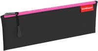 Пенал Erich Krause Black&Pink / 49042 (черный) -