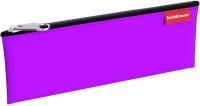 Пенал Erich Krause Neon Blue / 49045 (фиолетовый) -