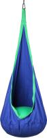 Гамак-качели Indigo IN184 (синий/зеленый) -