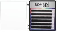 Ресницы для наращивания Bombini Holi D-0.07-mix (6 линий, черно-синий) -