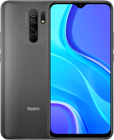 Смартфон Xiaomi Redmi 9 3GB/32GB (серый) -