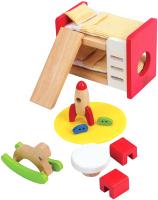 Комплект аксессуаров для кукольного домика Hape Детская комната / E3456-HP -