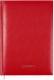 Ежедневник Attomex Orion 2034394 (красный) -