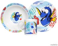 Набор столовой посуды Stor В поисках Дори / 46365 -