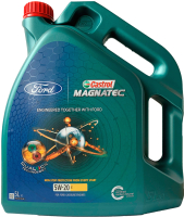 Моторное масло Ford Castrol Magnatec Professional E 5W20 / 15D633 (5л) -