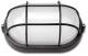 Светильник ЖКХ TDM НПБ1202 100Вт IP54 (черный, овал с решеткой) -