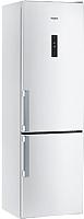 Холодильник с морозильником Whirlpool WTNF 923 W -