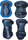 Комплект защиты Globber 541-100 (XS, синий) -