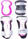 Комплект защиты Globber 541-110 (XS, розовый) -