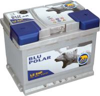 Автомобильный аккумулятор Baren Blu Polar 7905623 (64 А/ч) -