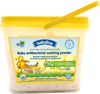 Стиральный порошок Babyline Детский на основе натуральных ингредиентов DB003 -