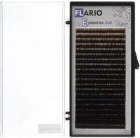 Ресницы для наращивания Flario Soft Микс D-0.15 9-12 (20 линий) -