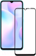Защитное стекло для телефона Volare Rosso Fullscreen Full Glue для Redmi 9A/9C (черный) -
