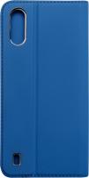 Чехол-книжка Volare Rosso Book Case Series для Galaxy A01/M01 (синий) -