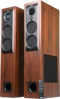Мультимедиа акустика Dialog Progressive AP-2500 (коричневый) -