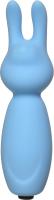Вибромассажер Lola Toys Emotions Funny Bunny / 56332 (голубой) -