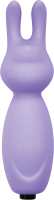 Вибромассажер Lola Toys Emotions Funny Bunny Lavender / 64327 -