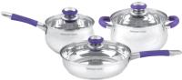 Набор кухонной посуды Mercury Haus MC-7028 -
