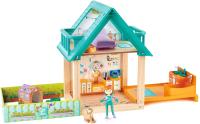 Кукольный домик Hape Ветеринарная клиника / E3408-HP -