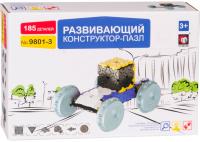 Конструктор Huada Машинка-пазл / HWR000044 -