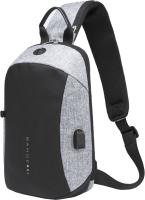 Рюкзак Bange BG1912 (серый) -