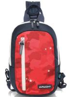 Рюкзак Sun Eight SE-8295 (темно-синий/красный) -