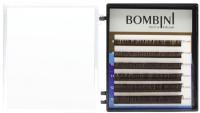 Ресницы для наращивания Bombini Truffle Микс D+ 0.10 8-13 (6 линий) -
